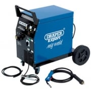 230V Gas Turbo MIG Welder (240A): Model No. MW244ATPRO