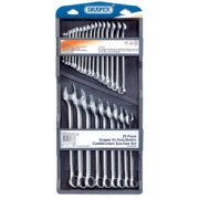 DRAPER 25 Piece Draper Hi-Torq ; Metric Combination Spanner Set: Model No.8235/25/MM