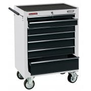 "26"" Roller Cabinet (7 Drawer): Model No. RC7D/W"
