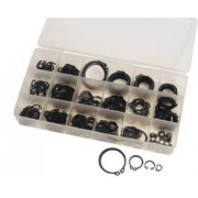 DRAPER 285 Piece Internal and External Circlip Assortment: Model No.CIRCLIP/285