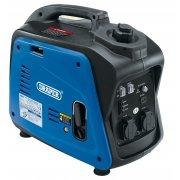 DRAPER 2kVA Petrol Inverter Generator : Model No.DGI2000