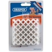 DRAPER 2mm Tile Spacers (Approx 250): Model No. TS2/A