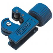 DRAPER 3 - 22mm Capacity Mini Tubing Cutter: Model No.TC16