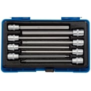 "DRAPER 3/8"" Sq. Dr. Hexagonal Socket Bit Set (8 piece) : Model No. D-HEX/8/150"