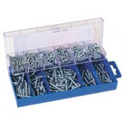 DRAPER 305 Piece Self Tapping Screw Assortment: Model No.HW8