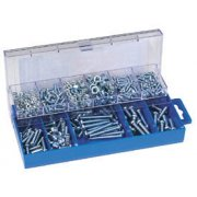 DRAPER 366 Piece Panhead Screw and Nut Assortment: Model No.HW6