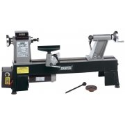 DRAPER 550W 230V Compact Digital Variable Speed Wood Lathe : Model No.WTL457