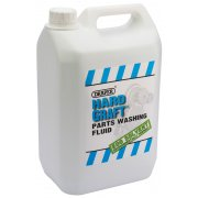 DRAPER 5L Draper 'Hard Graft' Parts Washing Fluid: Model No.HGPWF-5L