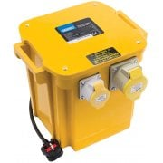 5VA 230V to 110V Portable Site Transformer: Model No. DPT5000