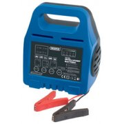 DRAPER 6/12V Intelligent Battery Charger: Model No.BCIB