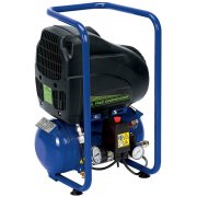 DRAPER 6L 110V 1.1kW (1.5hp) Oil-Free Air Compressor : Model No.DA6/1851