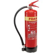 DRAPER 6L Foam Fire Extinguisher: Model No.FIRE4B