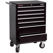 DRAPER 7 Drawer Roller Cabinet : Model No.RC7B/BK