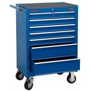 DRAPER 7 Drawer Roller Cabinet : Model No.RC7B/BL