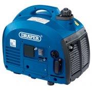 DRAPER 700W Petrol Generator: Model No.PG950S