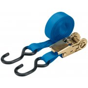 DRAPER 750kg Ratcheting Tie Down Straps : Model No.RTDS075B