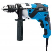 DRAPER 810W 230V Hammer Drill : Model No.PT810ID