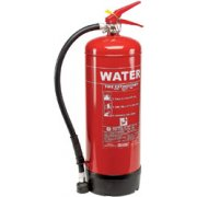 DRAPER 9L Pressurized Water Fire Extinguisher: Model No.FIRE5B