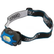 COB LED Head Lamp (3W)<br>(3 x AAA batteries): Model No. HL13