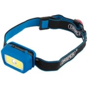 CREE and COB LED Head Lamp (3W)<br>(3 x AAA batteries): Model No. HL14