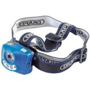 CREE LED Head Lamp With Sensor (3W)<br>(3 x AAA batteries): Model No. HL15