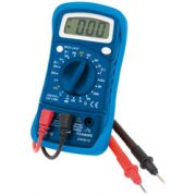 DRAPER Digital Multimeter (19 Function): Model No.DMM19