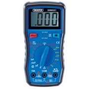 Digital Multimeter: Model No. DMM201