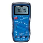 Digital Multimeter: Model No. DMM202