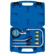 Digital Petrol Compression Test Kit (8 Piece): Model No. CTEP3-E