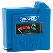 DRAPER Dry Cell Battery Tester: Model No.BT1D