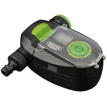 DRAPER Electronic Solenoid Water Timer: Model No. WTSOL1