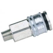 DRAPER Euro Coupling Male Thread 1/2in. BSP Parallel (Sold Loose): Model No.AC71JM BULK