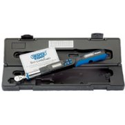 DRAPER Expert 1/4in. Sq. Dr. Electronic Precision Torque Wrench 6-30Nm: Model No.ETW6-30