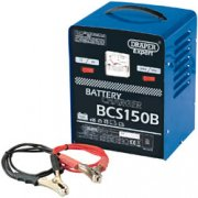 DRAPER Expert 12V 135A Battery Starter/Charger: Model No.BCS150B