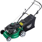 DRAPER Expert 135cc (4HP) 400mm Petrol Mower: Model No.LMP401