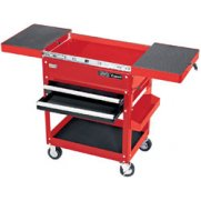DRAPER Expert 2 Drawer Tool Trolley - 910 x 560 x 1000mm: Model No.TT2D