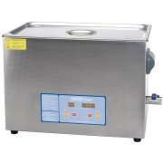 DRAPER Expert 27L Ultrasonic Cleaning Tank: Model No.UCT27L