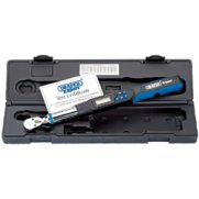 DRAPER Expert 3/8in. Sq. Dr. Electronic Precision Torque Wrench 27-135Nm: Model No.ETW27-135