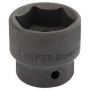 DRAPER Expert 30mm 1/2in. Square Drive Impact Socket (Sold Loose): Model No.410MMB