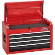 DRAPER Expert 4 Drawer Tool Chest: Model No.TC4CB