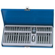 DRAPER Expert 40 Piece Tx-Star Hexagon and XZN Mechanic's Bit Set: Model No.MH40/SC/B