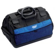 DRAPER Expert 420mm Cantilever Tool Bag with Heavy Duty Plastic Base and Handles: Model No.TBMHBH