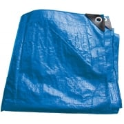 DRAPER Expert 4M x 6M Heavy Duty Polyethylene Tarpaulin: Model No. TAR/HD2
