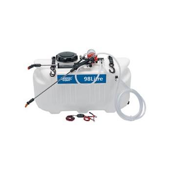 DRAPER Expert 98L 12V DC ATV Spot/ Broadcast Sprayer: Model No.SS98L