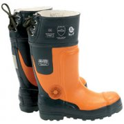DRAPER Expert Chainsaw Boots - Size 10/44: Model No.CSB/N