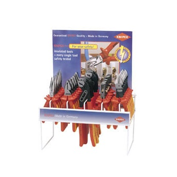 Knipex DRAPER Expert Counter Top Display of 30 Knipex En60900 Approved Pliers
