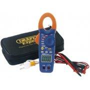 DRAPER Expert Digital Clamp Meter: Model No.DMM9B