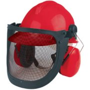 DRAPER Expert Forestry Helmet: Model No.CSH/T