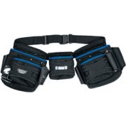 DRAPER Expert Heavy Duty Double Tool Pouch: Model No.DTP/HD