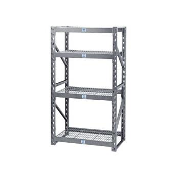 DRAPER Expert Heavy Duty Steel 4 Shelving Unit - 1040 x 610 x 1830mm: Model No.MSUHD104/PRO